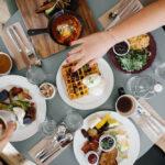 En que comida debes comer más