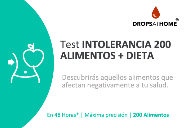 test intolerancia alimentos